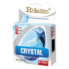 Леска RUBICON Crystal 150m