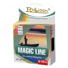 Леска RUBICON Magic Line 150m (multicolor)