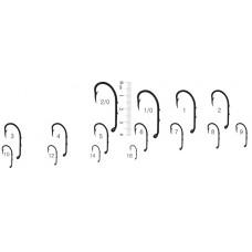 Крючки RUBICON Baitholder Jig KH11015