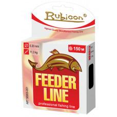 Леска RUBICON Feeder Line 150m
