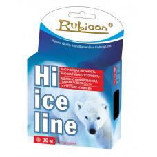 Леска зимняя RUBICON Hi Ice Line 30m
