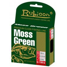 Леска RUBICON Moss Green 150m