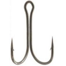 Крючки двойные RUBICON Short Double Hook KH11041