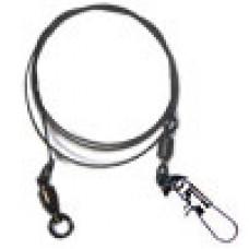 Набор вольфр. поводков RUBICON  9кг, 15-20-25cm, 120шт (застежка InterLock/вертлюг Barrel)
